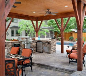 Create Ultimate Outdoor Kitchen